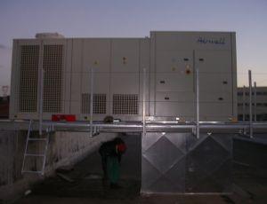 Impianto Condizionamento roof-top